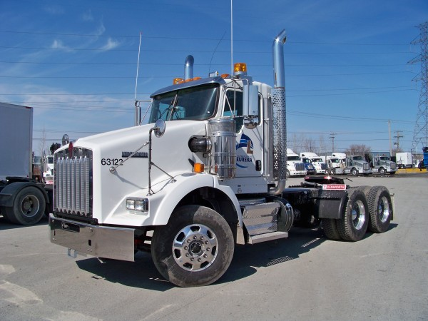 KW T800 daycab
